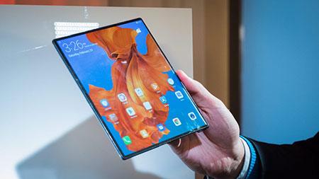 گوشی های هواوی,گوشی تاشوی Huawei Mate X,جدیدترین گوشی هوآوی