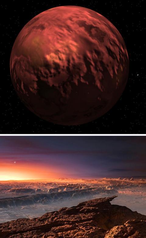 10 سیاره ای که دقیقاً مثل زمین کشف شده اند