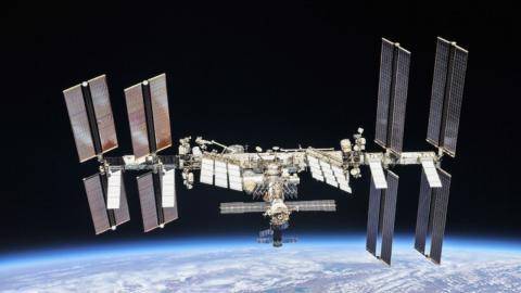 گذر ایستگاه فضایی بینالمللی امشب از آسمان ایران