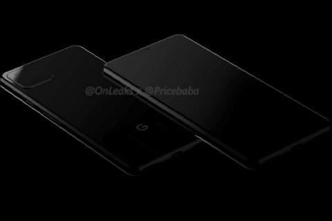 گوشی تازه گوگل شبیه به آیفون ۱۱ است