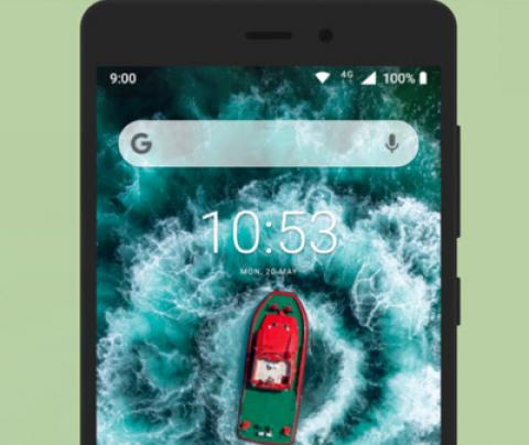 نحوه گرفتن اسکرین شات در اندروید پای (Android Pie)