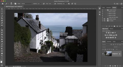 حذف سایه ها از عکس ها با استفاده از Adobe Photoshop