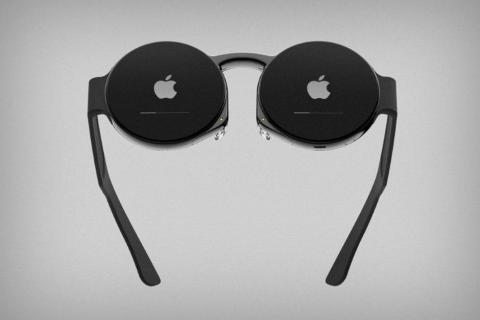 تلفیق واقعیت و جهان مجازی در عینکهای هوشمند اپل