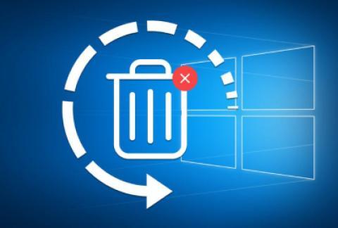 آموزش بازیابی فایل های پاک شده بدون نیاز به نرم افزار!