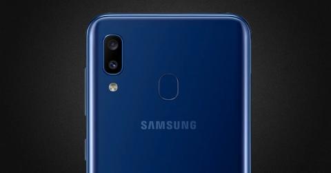 تولید گوشی سامسونگ Galaxy A01 تأیید شد./عکس