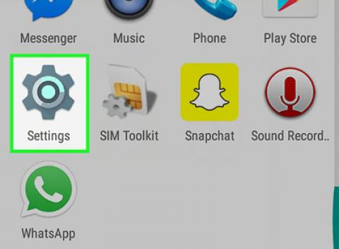 نحوه مخفی کردن برنامه ها در Android