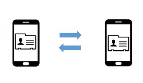 راه های انتقال فایل بین گوشی های نزدیک به هم
