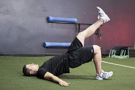 تقویت عضلات همسترینگ ,تقویت همسترینگ با حرکت ورزشی,تقویت عضلات پشت ران