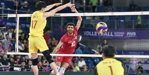 ستاره والیبال ایران در جمع قهرمانان اروپا/ غفور به لوبه پیوست