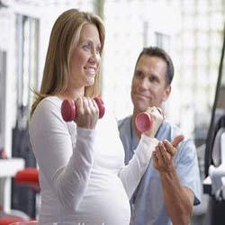 ورزش های دوران بارداری