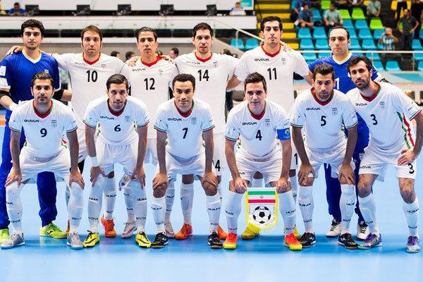 لیست تیم ملی فوتسال اعلام شد