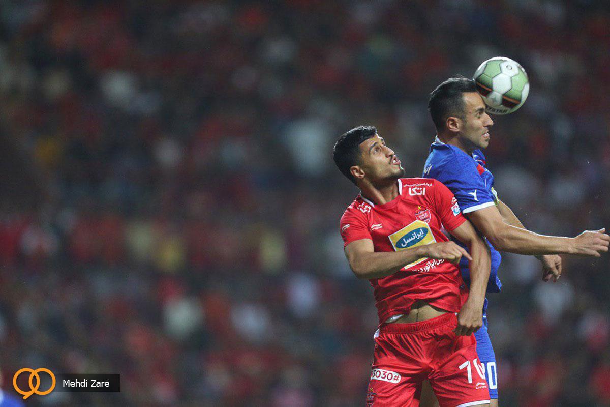 فینال جام حذفی / داماش گیلان 0 - 1 پرسپولیس