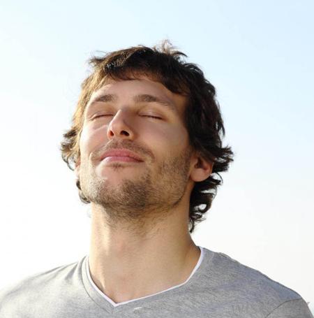 با نفس کشیدن لاغر شوید,با نفس عمیق کشیدن لاغر شوید,کاهش وزن با تنفس عمیق