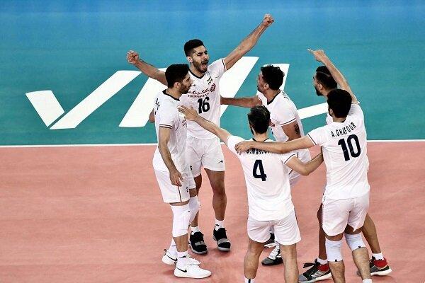 نتایج روز سوم و جدول ردهبندی/ایران صدرنشین هفته نخست