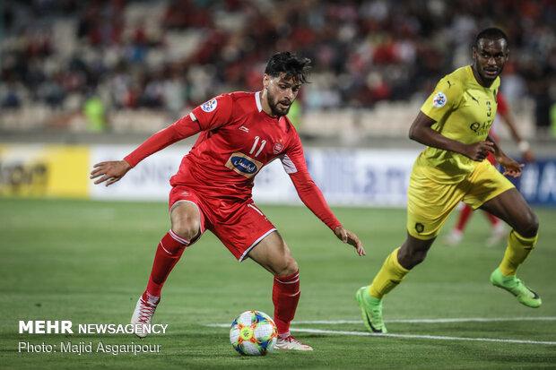 پرسپولیس ضعیف ترین تیم ایرانی در آسیا
