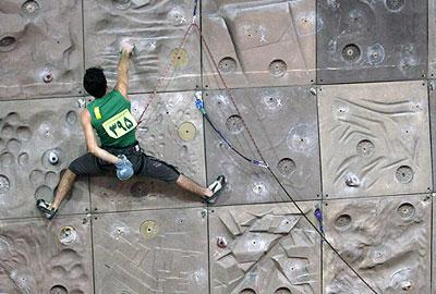 کوهنوردی, سنگ نوردی, رشته های سنگ نوردی