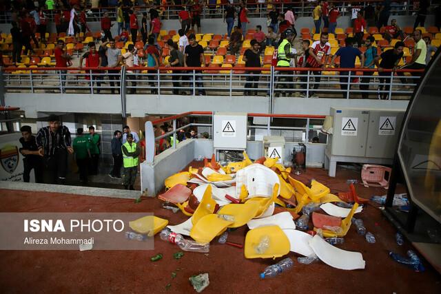 حمید درخشان: فینال جام حذفی هیچ بار فنی نداشت