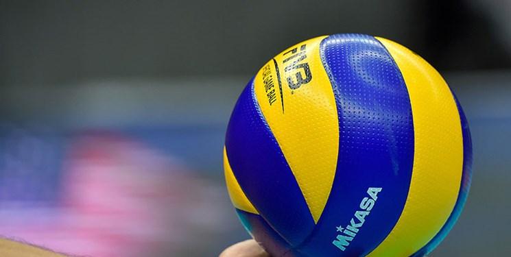 والیبال قهرمانی جوانان جهان/ ایران با قهرمان و نایب قهرمان اروپا همگروه شد