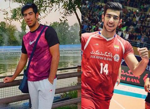 بیوگرافی جواد کریمی بازیکن والیبال