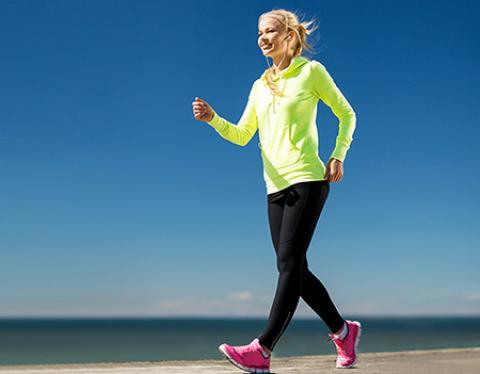 فواید راه رفتن سریع برای سلامتی   فواید پیاده روی سریع