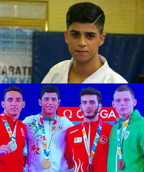 «نوید محمدی» دارنده مدال طلای المپیک جوانان در حادثه تصادف درگذشت