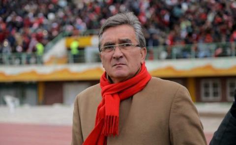 مدیرعامل تراکتور: مذاکره با برانکو را نه تکذیب میکنم نه تایید!