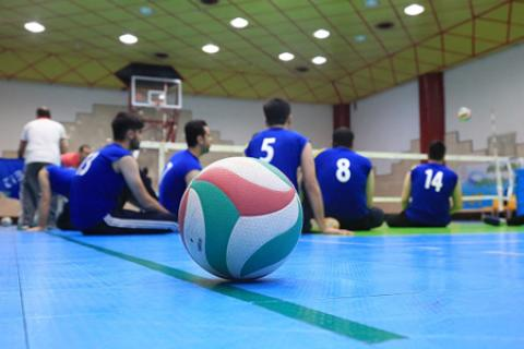 تاریخچه و قوانین والیبال نشسته