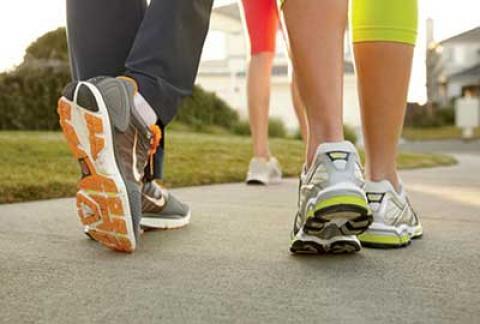 کاهش التهاب در بدن, فقط با 20 دقیقه پیاده روی روزانه