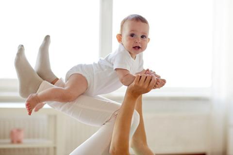 تناسب اندام در نوزادان
