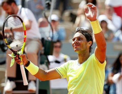 صعود نادال و فدرر به دور سوم تنیس رولان گاروس