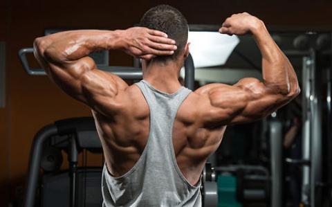 تقویت عضلات پشت بازو با حرکت دیپ