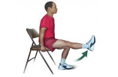 توانبخشی در کشیدگی عضله ساق پا + تصویر