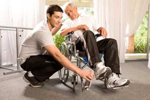 تمرینات ورزشی برای مقابله با ام اس