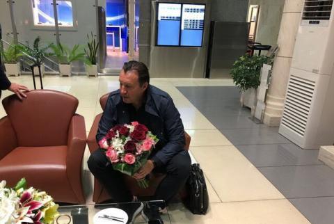 زمان حضور ویلموتس در ایران مشخص شد