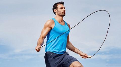 نحوه طناب زدن صحیح با تمرینات ساده