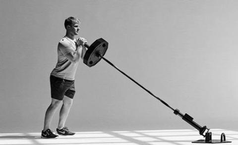 آموزش حرکت لندماین
