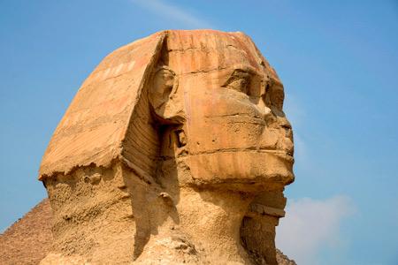 تور مصر,مجسمه اسفنیکس در تور مصر,تور مصر باستان