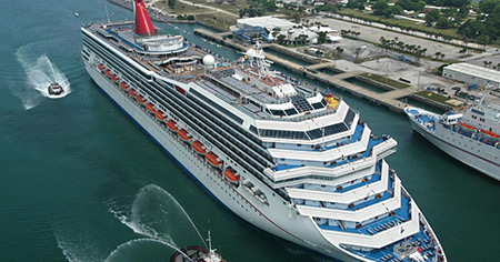 کشتی کروز,تور کشتی تفریحی کروز,تفاوت کشتی کروز با کشتی معمولی