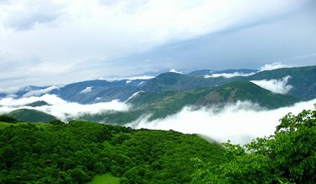 جاذبه طبیعی آذربایجان شرقی,جاذبه های گردشگری آذربایجان شرقی,ارسباران در آذبایجان شرقی