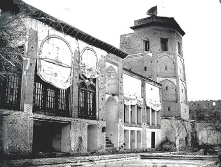 کاخ سلیمانیه,عکس های کاخ سلیمانیه,کاخ سلیمانیه کجاست