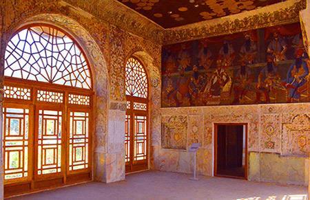 کاخ سلیمانیه,عکس های کاخ سلیمانیه,تاریخچه کاخ سلیمانیه