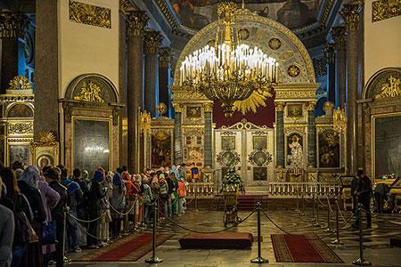کلیسای کازان,عکس های کلیسای کازان در روسیه, کلیسای کازان در مسکو