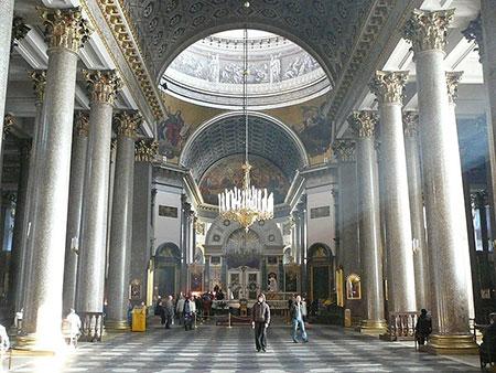 کلیسای کازان, کلیسای کازان در روسیه, کلیسای کازان در مسکو