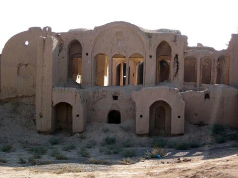 خانه آقا گل,نطنز,بناهای تاریخی اصفهان