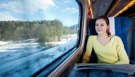سفر با قطار,مشکلات سفر با قطار,سفر با قطار چه مزایایی دارد