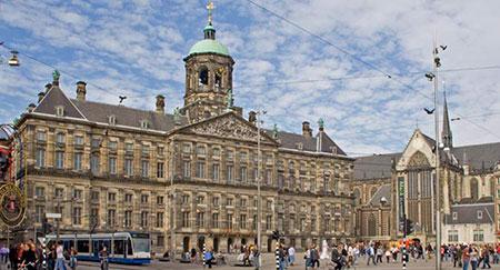 کاخ سلطنتی آمستردام,کاخ آمستردام,قصر آمستردام