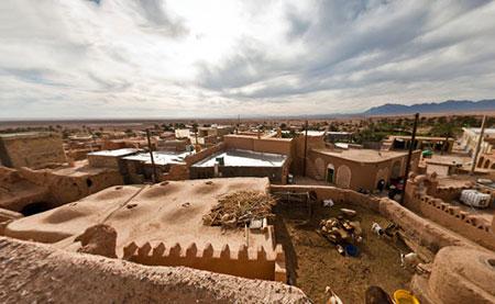 روستای گرمه، روستایی زیبا در دل کویر