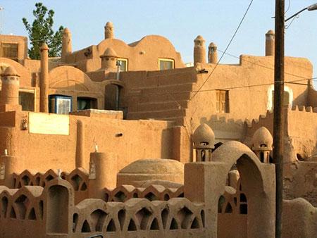 روستای گرمه,روستای گرمه در اصفهان,مکان های دیدنی روستای گرمه