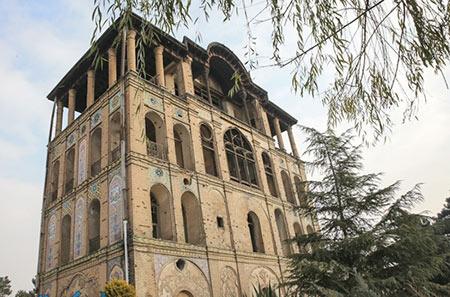 کاخ سلطنت آباد,تاریخچه کاخ سلطنت آباد,عکس های کاخ سلطنت آباد