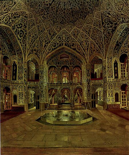 کاخ سلطنت آباد,عکس های کاخ سلطنت آباد,تصاویر کاخ سلطنت آباد
